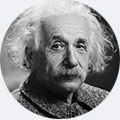 Portrait Albert Einstein